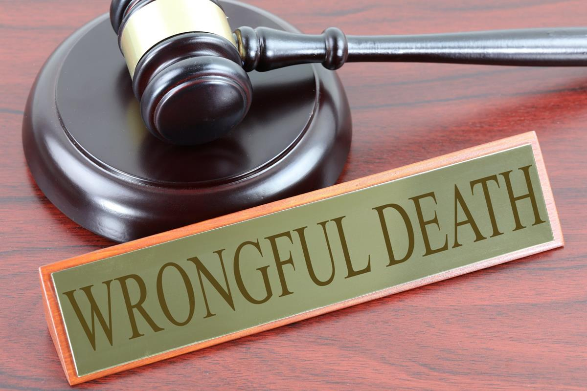 wrongful death Accident